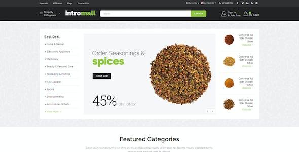 Intromall - Multipurpose OpenCart 3 Theme