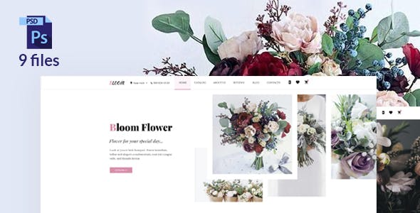 Ionic eCommerce Website Templates from ThemeForest