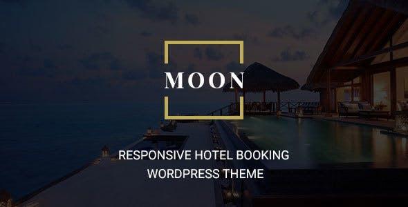 Moon - Responsive Hotel Booking WordPress Theme
