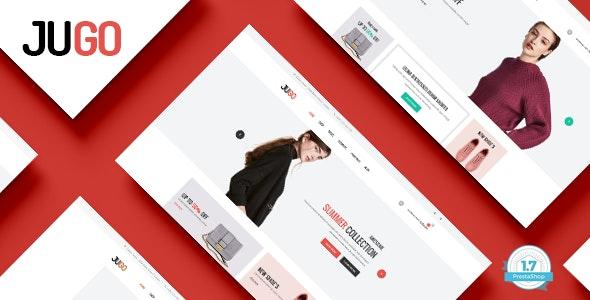 Jugo - Minimalist Fashion Responsive PrestaShop 1.7 Theme - Fashion PrestaShop