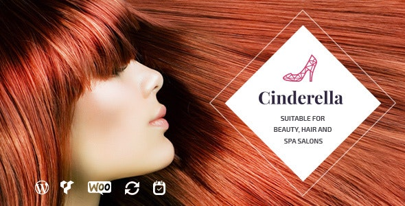 Cinderella - Beauty and SPA Theme - Health & Beauty Retail