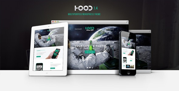 Hood   Responsive Multi-Purpose Theme - Business Corporate