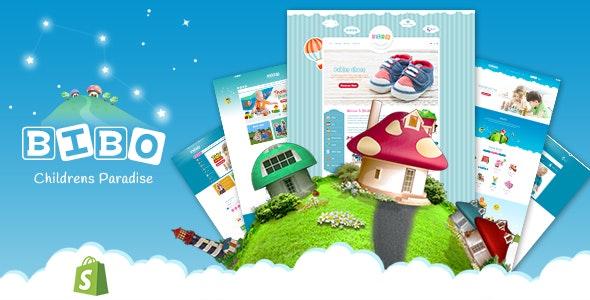 BiboMart - Baby & Kids Store Shopify Theme - Shopping Shopify