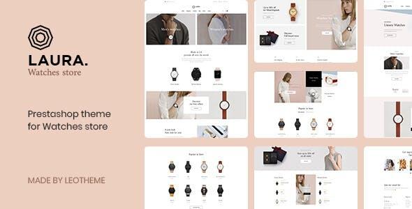 Leo Laura - Responsive Prestashop 1.7 theme for Fashion