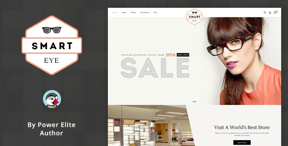 Smart Eye - Responsive Prestashop 1.7 Theme - Fashion PrestaShop