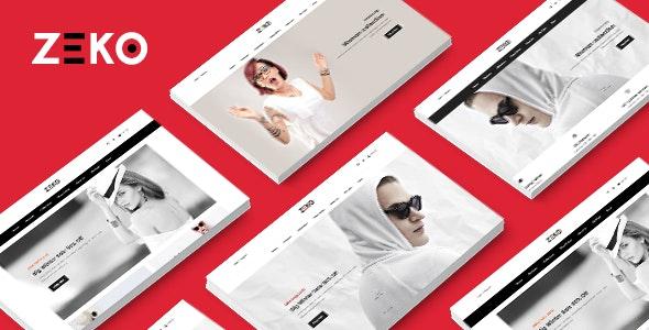 Zeko - Clean Fashion Shopping Responsive PrestaShop 1.7 Theme - Shopping PrestaShop
