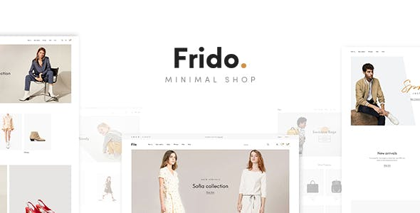 Frido - WooCommerce WordPress Theme