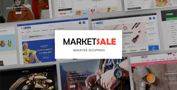 MarketSale - Responsive Shopify Theme for Supermarket & Grocery store - Shopping Shopify