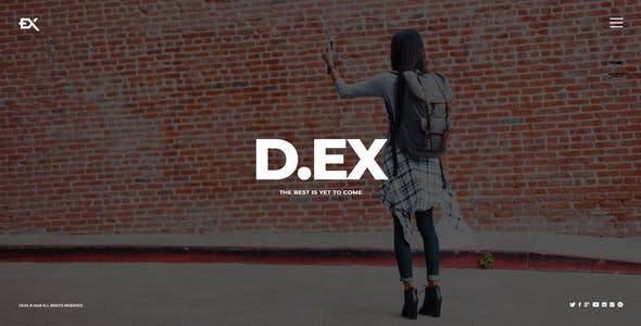 Dexa - Under Construction Template