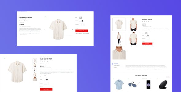 Leo Clark Multistore Prestashop Theme for Electronics & Hi-Tech Store