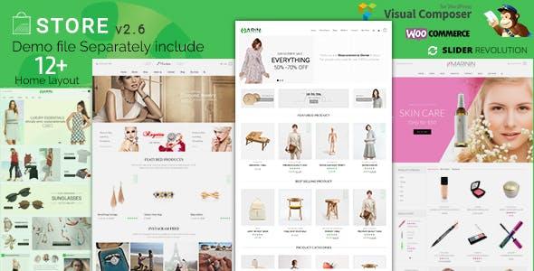 Store - WooCommerce WordPress Theme