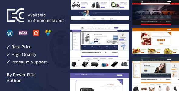 eCode - Multipurpose WooCommerce Theme - WooCommerce eCommerce