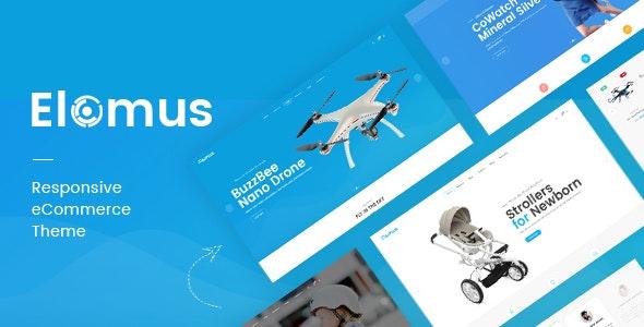 Elomus - Single Product Shopify Theme - Miscellaneous Shopify