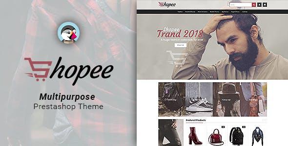 Shopee - Multipurpose Responsive Fashion Prestashop 1.7 Theme