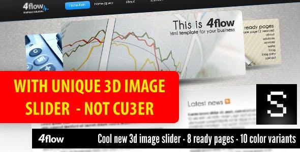 4flow - with unique 3D image slider