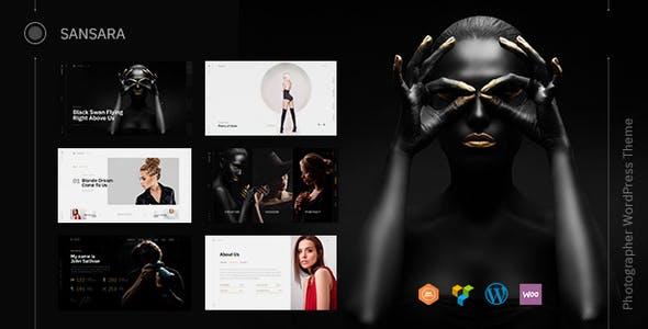 Photography Sansara | Photography WordPress for Photography