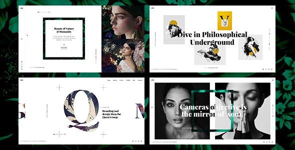 Ivy - Creative Photography / Portfolio / Agency WP Theme with WooCommerce - Creative WordPress