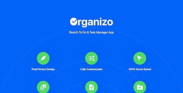Organizo - Sketch To Do & Task Manager App