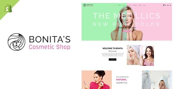 Bonita   Beauty Shopify Theme