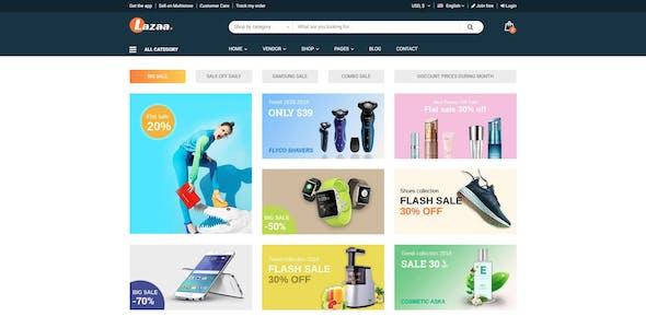 Marketplace WP Theme support Dokan Multi Vendors