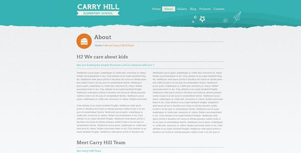 Carry Hill Elementary School