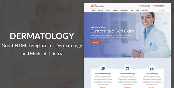Piel - Dermatologist & Skin Care HTML Template