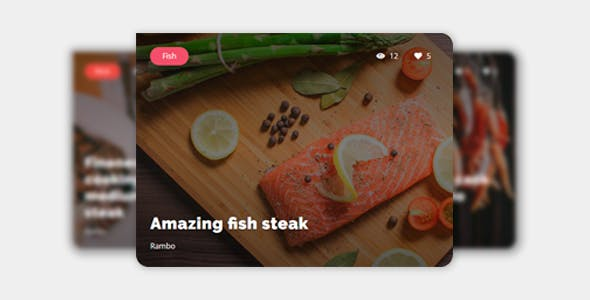 HTML Bootstrap Template Pohlobkin