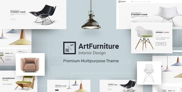 Artfurniture - Furniture Theme for WooCommerce WordPress - WooCommerce eCommerce