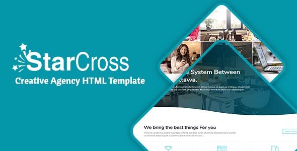 StarCross -  Multipurpose Agency HTML Template - Business Corporate
