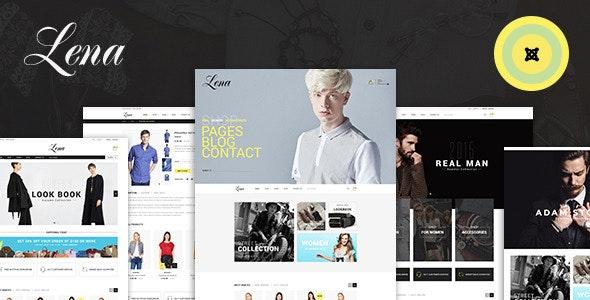 Lena - Shop Joomla Virtuemart Template - VirtueMart Joomla