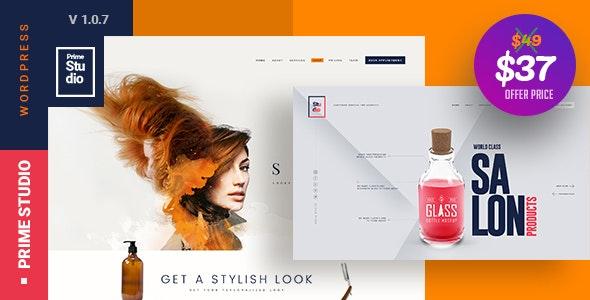 PrimeStudio | A Creative WordPress Multipurpose Theme - Business Corporate