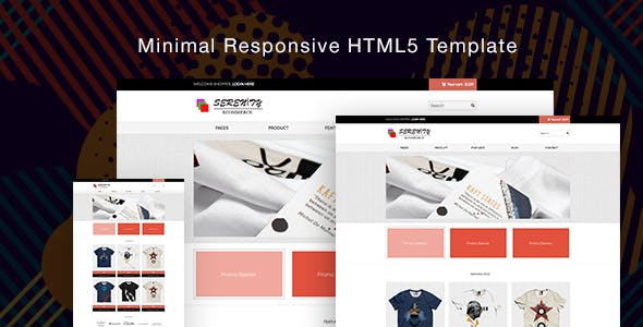 Fabric Templates from ThemeForest