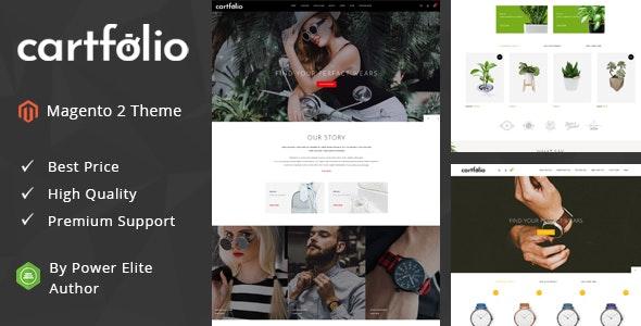 Cartfolio - Responsive Magento 2 Theme - Fashion Magento