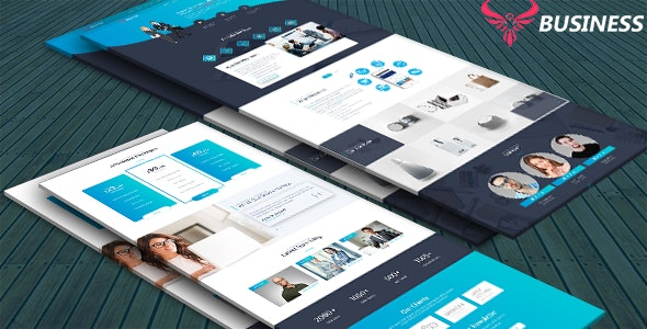 Business - Business\Corporate Landing Page - Corporate Landing Pages