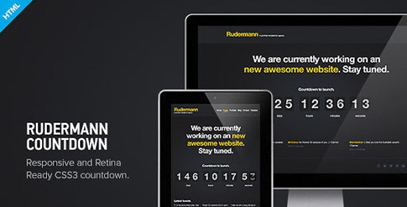 Rudermann Countdown - Under Construction Page - Under Construction Specialty Pages