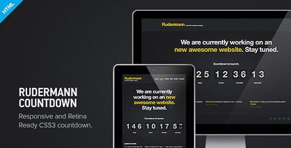 Rudermann Countdown - Under Construction Page
