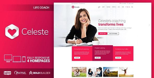 Celeste - Life Coach & Therapist - Business Corporate
