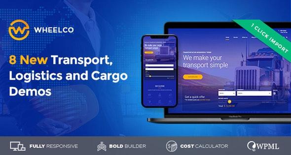 Wheelco - Moving, Cargo, Transport & Logistics