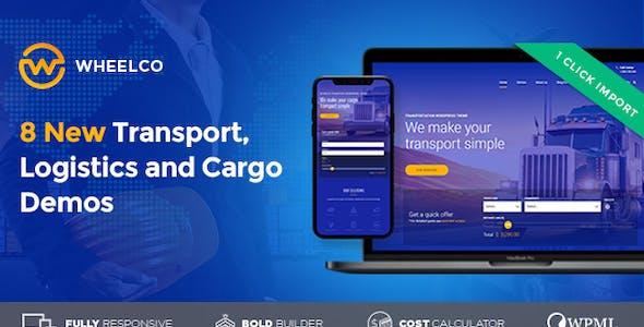 Wheelco - Cargo, Transport & Logistics
