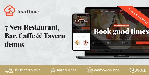 Food Haus - Restaurant & Bistro - Restaurants & Cafes Entertainment