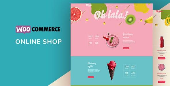 Ohlala - Cake Shop, Ice Cream & Juice Bar
