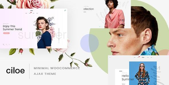 Ciloe - Multipurpose WooCommerce Theme - WooCommerce eCommerce