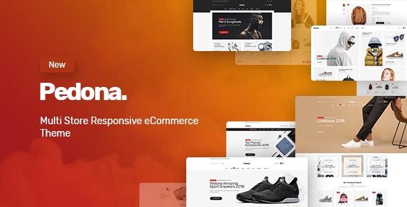 Pedona - Fashion & Sport Theme for WooCommerce WordPress - WooCommerce eCommerce