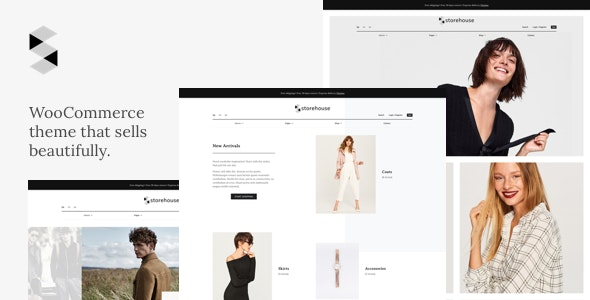 Storehouse - Conversion Oriented WooCommerce Theme - WooCommerce eCommerce
