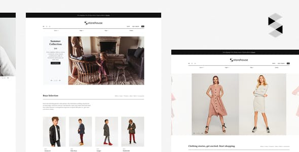 Storehouse - Conversion Oriented WooCommerce Theme