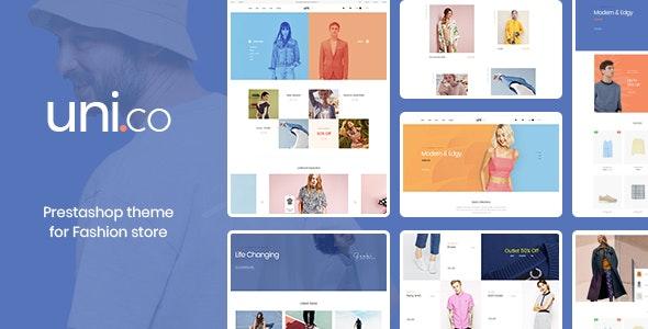 Leo Uni Co - Unisex Fashion and Accessories Prestashop 1.7 Theme - Fashion PrestaShop