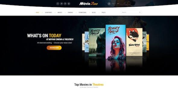 AmyMovie - Movie and Cinema WordPress Theme