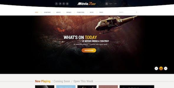 Tmdb Website Templates from ThemeForest