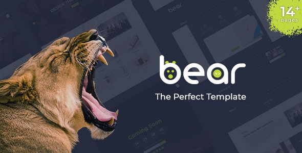 Bootstrap HTML5 template - Site Templates