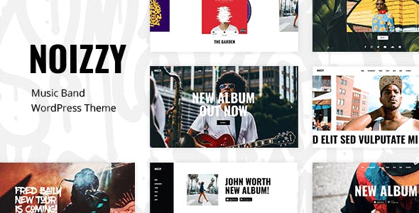 Noizzy - Music Theme